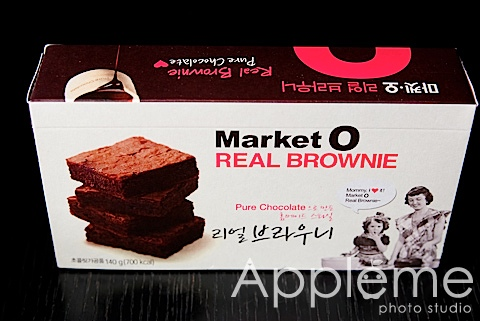 韓國 Market O Real Brownie 巧克力布朗尼
